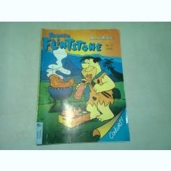 REVISTA FAMILIA FLINSTONE NR.3/1996  (REVISTA CU BENZI DESENATE, PENTRU COPII)