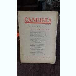 REVISTA GANDIREA NR.1/IANUARIE 1943