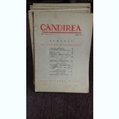 REVISTA GANDIREA NR.4/APRILIE 1939