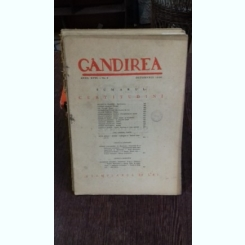 REVISTA GANDIREA NR.8/OCTOMBRIE 1938