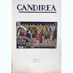 Revista Gandirea,Anul III,Nr.8,9.10,ianuarie 1924