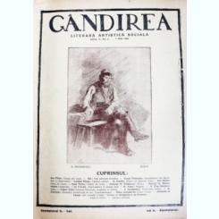 Revista Gandirea,Anul II,NR.2,mai,1922