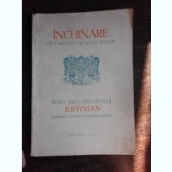 REVISTA GLASUL BISERICII NR.5-6/1948 ,NUMAR INCHINAT INALT PREA SFINTITULUI JUSTINIAN, PATRIARHUL BISERICII ORTODOXE ROMANE