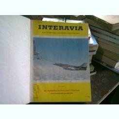 REVISTA INTERAVIA - 6 NUMERE/ IANUARIE- IUNIE1959