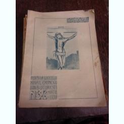 Revista liceului Mihail Eminescu din Bucuresti nr.5-6/1938
