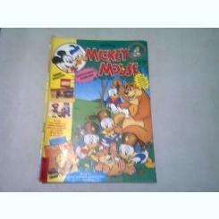 REVISTA MICKEY MOUSE NR.10/1996 (REVISTA CU BENZI DESENATE, PENTRU COPII)