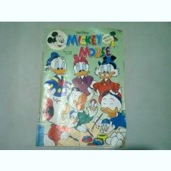 REVISTA MICKEY MOUSE NR.4/1996 (REVISTA CU BENZI DESENATE, PENTRU COPII)