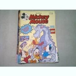 REVISTA MICKEY MOUSE NR.8/1995 (REVISTA CU BENZI DESENATE, PENTRU COPII)