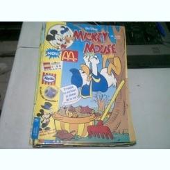 REVISTA MICKEY MOUSE NR.11/1996  (REVISTA CU BENZI DESENATE, PENTRU COPII)
