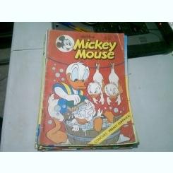 REVISTA MICKEY MOUSE NR.4/1992  (REVISTA CU BENZI DESENATE, PENTRU COPII)