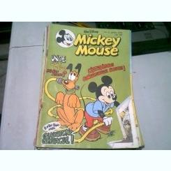 REVISTA MICKEY MOUSE NR.4/1993  (REVISTA CU BENZI DESENATE, PENTRU COPII)