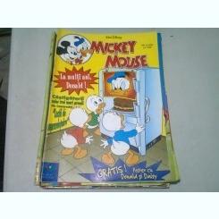 REVISTA MICKEY MOUSE NR.6/1998  (REVISTA CU BENZI DESENATE, PENTRU COPII)