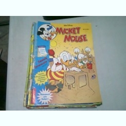 REVISTA MICKEY MOUSE NR.8/1997  (REVISTA CU BENZI DESENATE, PENTRU COPII)