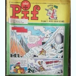 REVISTA PIF - NR. 1128 -DECEMBRIE 1966