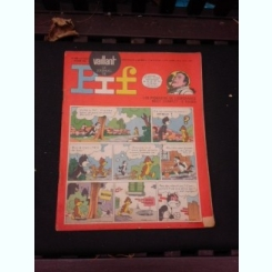 Revista Pif nr.1088/1966, text in limba franceza