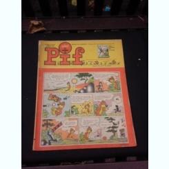 Revista Pif nr.1107/1966, text in limba franceza