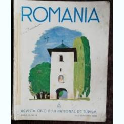 REVISTA ROMANIA NR. 9- SEPTEMBRIE 1938