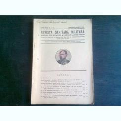 REVISTA SANITARA MILITARA NR.1-3/1946