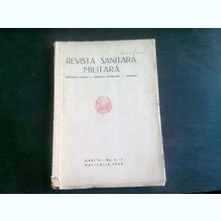 REVISTA SANITARA MILITARA NR.5-7/1948