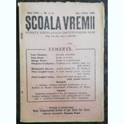 REVISTA SCOALA BREMII NR 1/2 - FEBRUARIE 1946