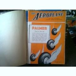 REVISTA THE AEROPLANE - 6 NUMERE/1940