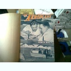 REVISTA THE AEROPLANE - 9 NUMERE/1938