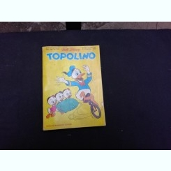 REVISTA TOPOLINO NR, 949/1974, REVISTA PENTRU COPII  (TEXT IN LIMBA ITALIANA)