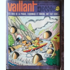 REVISTA VAILLANT NR 1005 -AUGUST 1964