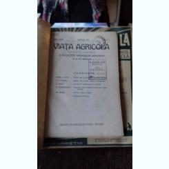 REVISTA VIATA AGRICOLA NR.1-12/1936