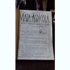 REVISTA VIATA AGRICOLA NR.1-12/1941