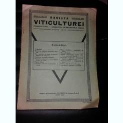 REVISTA VITICULTUREI NR.8-9/1930