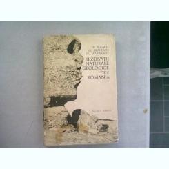 REZERVATII NATURALE GEOLOGICE DIN ROMANIA - M. BLEAHU