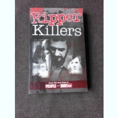 RIPPER KILLERS, CRIMEES OF THE CENTURY  (CARTE IN LIMBA ENGLEZA)