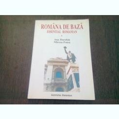 Romana de baza - Ana Dorobat  vol.1