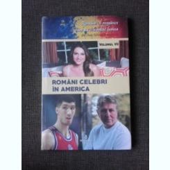 ROMANI CELEBRI IN AMERICA - DAN SILVIU BOERESCU