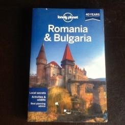 Romania & Bulgaria ghid de calatorie in limba engleza