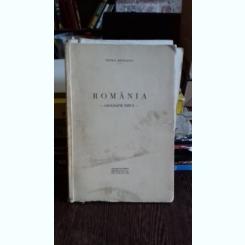 ROMANIA. GEOGRAFIE FIZICA - VINTILA MIHAILESCU