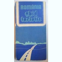 ROMANIA. GHID TURISTIC 1983