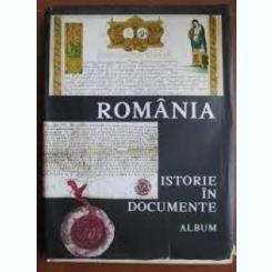 Romania, istorie in documente, album