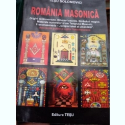 ROMANIA MASONICA-TESU SOLOMOVICI
