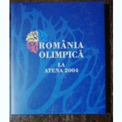 ROMANIA OLIMPICA ATENA 2004
