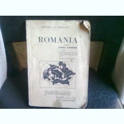 ROMANIA PENTRU CURSUL SUPERIOR - S. MEHEDINTI