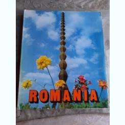 ROMANIA PITOREASCA, CARTE FOTOGRAFIE