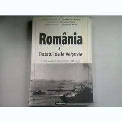 ROMANIA SI TRATATUL DE LA VARSOVIA - CONSTANTIN OLTEANU