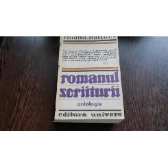 ROMANUL SCRIITURII - ROLAND BARTHES