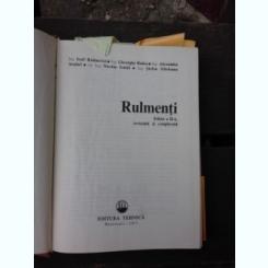 RULMENTI - IOSIF RABINOVICI