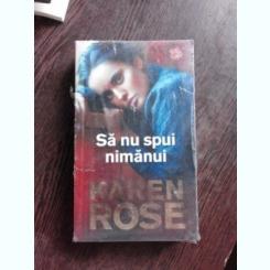 SA NU SPUI NIMANUI - KAREN ROSE