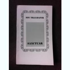 SANCTUAR - ION TRANDAFIR  (CU DEDICATIA AUTORULUI PENTRU POETUL VASILE ZAMFIR)
