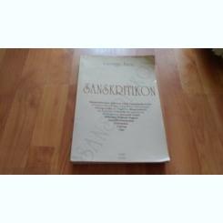 SANSKRITKON-GEORGE ANCA