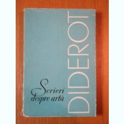 SCRIERI DESPRE ARTA DE DENIS DIDEROT